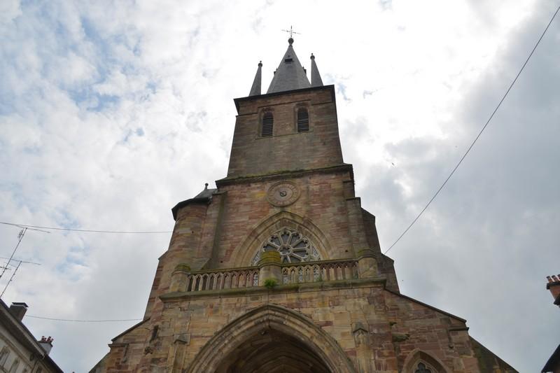 clocher Rambervillers